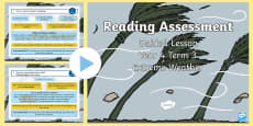 Year 4 Reading Assessment Non-Fiction Term 3 Guided Lesson PowerPoint