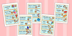 Translation Seaside Souvenir Shop Role Play Price Labels Polish