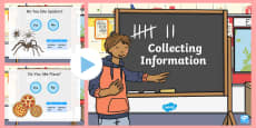 Foundation Collecting Data PowerPoint
