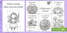 Ziua Mamei - Felicitare mindfulness