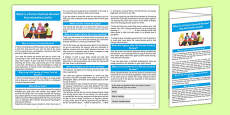 Person Centred Review Key Information Leaflet Editable