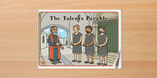 The Talents Parable eBook