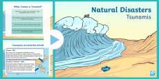 New Zealand Tsunami PowerPoint