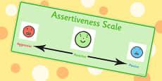 Assertiveness Scale