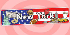 New York Role Play Banner