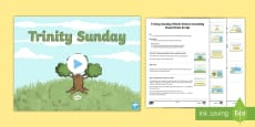 * NEW * Trinity Sunday Whole School Assembly Pack