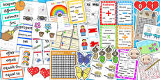 Year 1 Maths 2014 Curriculum Changes Resource Pack