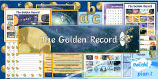 PlanIt Y6 Space: The Golden Record Additional Resources