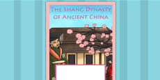 The Shang Dynasty of Ancient China Book Cover