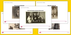 Elderly Care Life History Book Brothers and Sisters Picture Prompts
