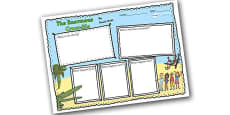 Book Review Writing Frame to Support Teaching on The Enormous Crocodile
