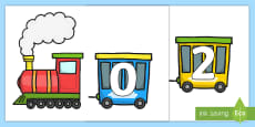* NEW * 0-10 on Trains