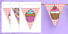 Mother's Day Bunting
