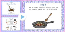 Australia - Chicken Chow Mein Recipe PowerPoint