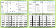 Year 6 Spring Term Spelling Lists and Resources Pack