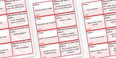 Idiom Loop Cards