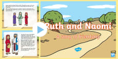 Ruth and Naomi: Women in the Bible PowerPoint
