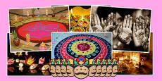 Diwali Photo Clip Art Pack