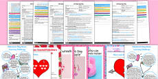 EYFS Valentine's Day Adult Input Planning and Resource Pack
