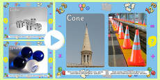 3D Shape Photo PowerPoint