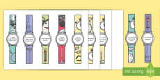 Science F-2 Wristbands