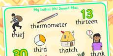 th Sound Mat