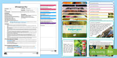 * NEW * EYFS Caring for Pets Adult Input Plan and Resource Pack