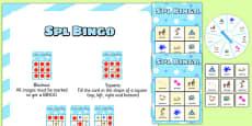 SPL Spinner Bingo