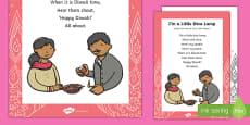 Diwali 'I'm a Little Diva Lamp' Song Lyrics