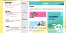 PlanIt - Art KS1 - LS Lowry Planning Overview