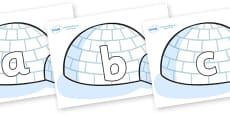 Phoneme Set on Igloos