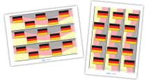 German Display Borders
