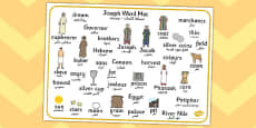 Joseph Word Mat Arabic Translation