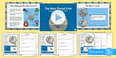 * NEW * KS2 The New £1 Coin   Activity Pack