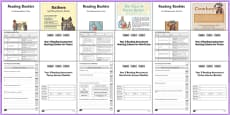 Year 3 Term 2 Reading Assessment Pack