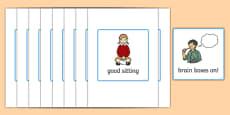 Good Listening Cards