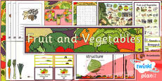 PlanIt - Art LKS2 - Fruit and Vegetables Unit Additional Resources