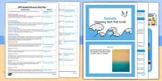 EYFS Seaside Discovery Sack Plan and Resource Pack