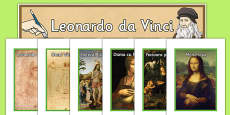 Leonardo da Vinci - Geniu inspirator Activitate