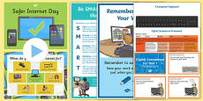 Digital Competence for Year 1 Resource Pack English Medium