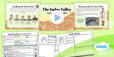 PlanIt - History UKS2 - The Indus Valley Lesson 2: Great Discoveries Lesson Pack
