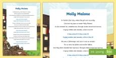 * NEW * Molly Malone Song Lyrics