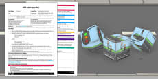 Road Safety Roll and Match EYFS Adult Input Plan and Resource Pack