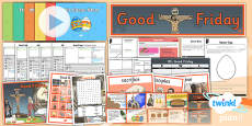 PlanIt - RE Year 3 - Good Friday Unit Pack