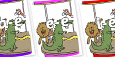 Modifying E Letters on Trick 3 to Support Teaching on The Enormous Crocodile