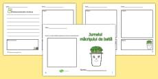 Jurnalul măcrișului de baltă - Creșterea plantelor