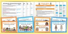 All About Me Ourselves Discovery Sack Plans and Resources Pack