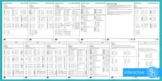 * NEW * Basic Facts Test Set 4 Stages 3 to 8 Assessment Pack Go Respond  Activity Sheets