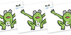 Phase 2 Phonemes on Frogs