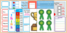 KS2 Classroom Set Up Pack for NQTs
